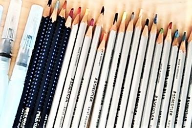 水彩色鉛筆, フロム50