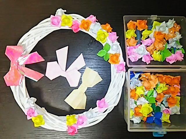 折り紙バラリース, フロム50