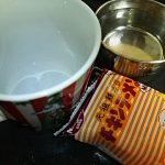 13分♪すごくおいしい♪水でミニチキンラーメン作って食べてみた