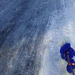 凍結路面の真冬日は食品の通販がありがたい!おススメ品はお米の他に?