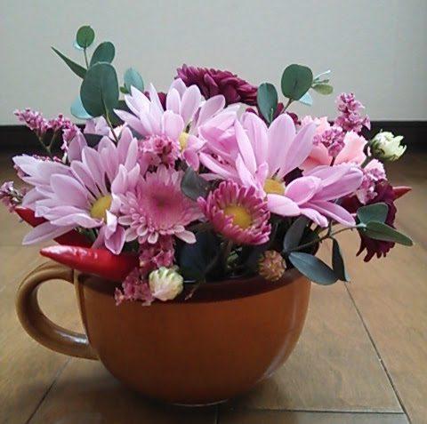 横から花,フロム50